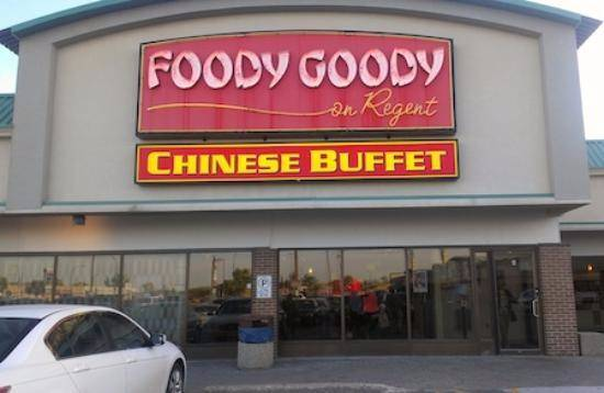 Foody Goody Chinese Buffet Restaurant