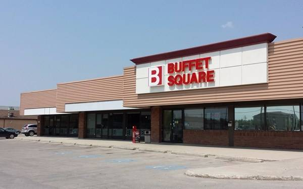 Buffet Square